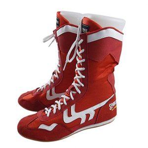 Alto Top Zapatos de Boxeo