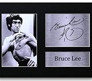 Luchador Bruce Lee