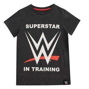 camiseta de luchadores