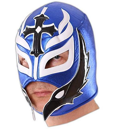Máscara Wrestling Blue Hero