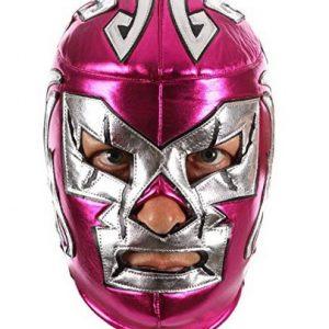 Máscara Wrestling Rosa Gigant Luchador Lucha Libre Ringer Máscaras