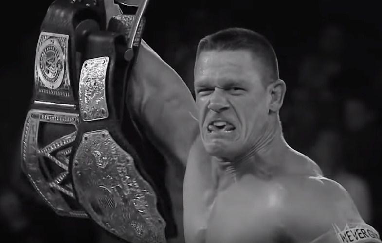 John Cena campeonato