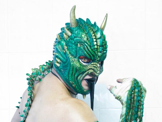 Luchador Drago