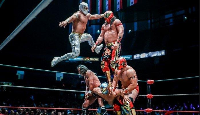 boletos de lucha libre