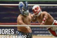 Luchadores enanos