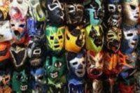 Origen de Mascaras de Luchadores